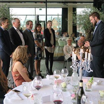 Underholdning til bryllup, fødselsdag og privat fest